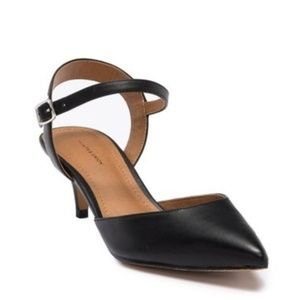 Kitty Pointed Toe Pump